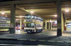Fylde Bus Blog: Termini - Town Centre Retro Pictures, Bus Coach, Bus Station, Busses, Blackpool, Nottingham, Birmingham, Coaches, Vehicles