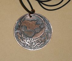 Etching Photographs into Metal Bronze Copper Photographs, Arts And Crafts, Copper, Bronze, Pendant Necklace, Sculpture, Metal, How To Make, Jewelry