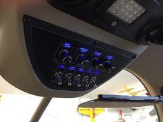 Kit Planes, Airplane Interior, Aircraft Design, Center Console, Show Us, Rv, Vans, Aviation, Interiors
