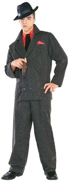 Mob Boss Adult Costume Costumes, Halloween costumes and Halloween 2013 - mens halloween costume ideas 2013