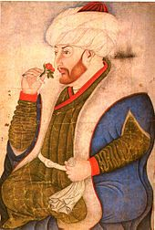 Mehmed the Conqueror: Ottoman sultan who conquered Constantinople, thus destroying the Byzantine Empire Mehmed The Conqueror, Les Balkans, Empire Ottoman, Vlad The Impaler, Museum, Le Far West, North Africa, 15th Century, Byzantine