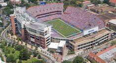 """Ben Hill Griffin Stadium in Gainesville, Fla. (aka """"The Swamp"""") GO GATORS!!!"""
