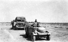 Afique du Nord WW II