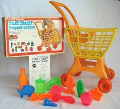 Mattel Tuff Stuff Shoppin' Basket