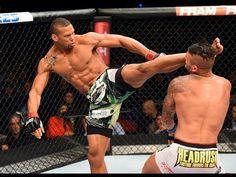 UFC KNOCKOUTS 2015 - YouTube