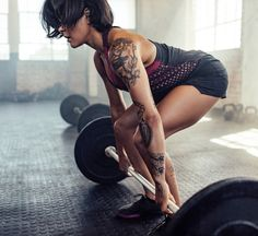 """""""I loved the physical changes, but something bigger happened with weight training that I didn't see coming."""""""