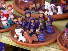 Guatemalan Christmas artisans