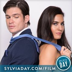 Jax and Gia played by Tyler Johnson and Caitlin Leahy Caitlin Leahy, Tyler Johnson, Sylvia Day, Music Tv, Feature Film, Bestselling Author, Business Women, Book Worms, Movies And Tv Shows