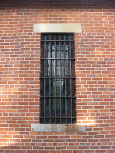 Image result for prison window outside