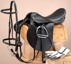 PONY: Saddles Tack Horse Supplies - ChickSaddlery.com Beginners Saddle Package Complete with Pad. $180.
