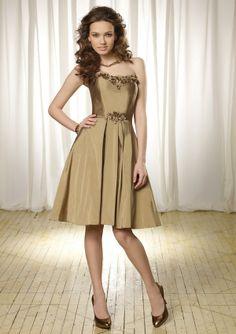 Lady Groomsmen Dress 2