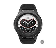 Watch face for Gear S2 & S3. On sale at Samsung App Store. https://goo.gl/6Zg1kt