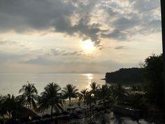 Thai sunset, Thailand, Krabi