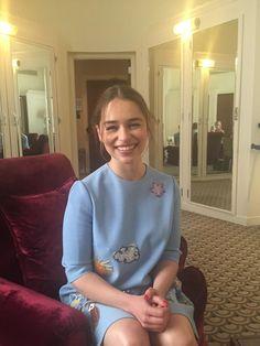 June 18: Q&A with Paramount UK - 0618 paramountqa 0001 - Adoring Emilia Clarke - The Photo Gallery