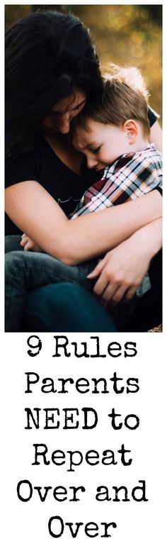 CRITICAL FOR PARENTS TO TELL THEIR KIDS - AMES - 9 Rules that are a MUST to Repeat to your children