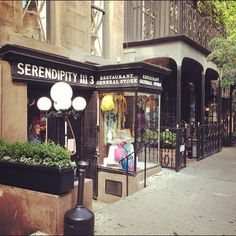 SERENDIPITY 3. 225 E 60th St btwn 2nd & 3rd Ave, New York, NY