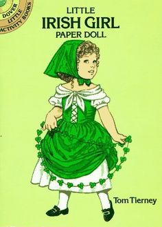 Little Irish Girl Paper Doll (Dover Little Activity Books Paper Dolls) by Tom Tierney, http://www.amazon.com/dp/0486269957/ref=cm_sw_r_pi_dp_U6Srqb12AVGJ4