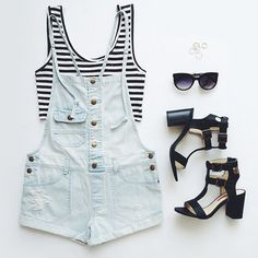 Imagen de fashion, outfit, and summer