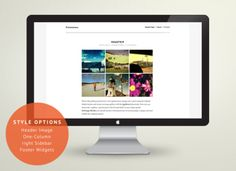 Pohutukawa responsive WordPress theme by Elmastudio