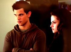 Breaking Dawn part 2. Bella and Jacob