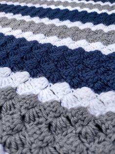 Dallas Cowboys Crochet Blue Grey and White by scarletngreycrochet #crochetbaby
