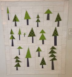 The first Friday of this month brought stormy weather so I canceled my planned trip to Quiltworks for the event but made it there last week ...