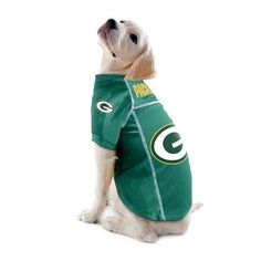 NFL Green Bay Packers Pet Jersey - X Small