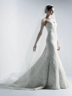 Oleg Cassini 2010 - available at David's Bridal