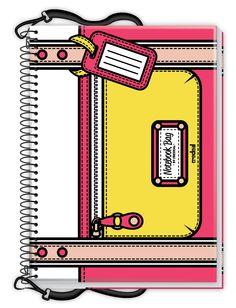 Notebook Bag Charme.