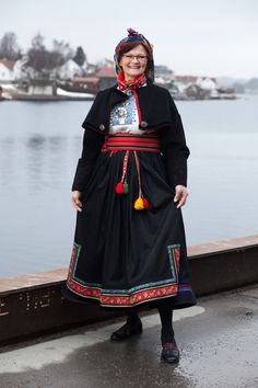 Beltestakk Telemark. Folk Costume, Costumes, Norway, Harajuku, That Look, Culture, Oslo, Genealogy, Clothes