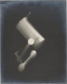 Fotogramm (negativ) (Negative Photogram); László Moholy-Nagy (American, born Hungary, 1895 - 1946); Dessau, Germany; 1928; Gelatin silver print; 23.9 x 27.5 cm (9 3/8 x 10 13/16 in.); 84.XM.231.3; Copyright: © Estate of László Moholy-Nagy / Artists Rights Society (ARS), New York