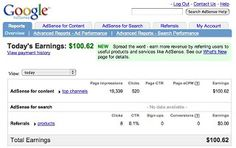How much money can you make with ADSENSE | Make Money From Your Home