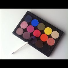 #UBU Urban Beauty United, Eyemazing eyeshadow brush