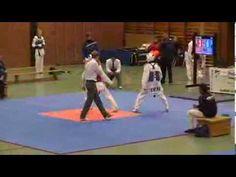 #Taekwondo Vollkontakt-Turnier nach internationalem Regelwerk #태권도 #Deutschland
