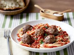 Get Spaghetti and Meatballs Recipe from Food Network
