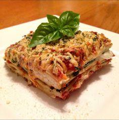 The Comforting Vegan : #Vegan Lasagna