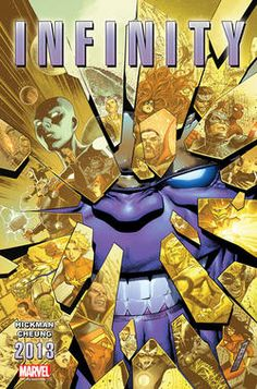 """Axel-In-Charge: Jonathan Hickman Takes """"Avengers"""" To """"Infinity"""" - Comic Book Resources"""