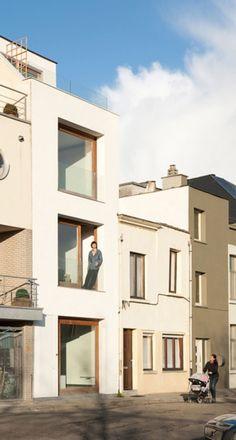 GRAUX & BAEYENS architects, Luc Roymans Photography · House KCV · Divisare