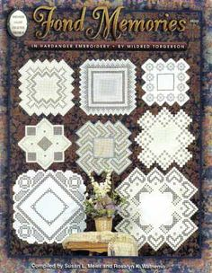 Fond Memories (Hardanger embroidery) (COPY)