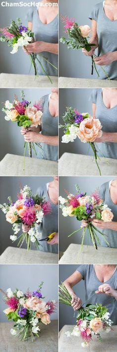 festliche tischdeko, blumen arrangieren, steckschwamm, vase