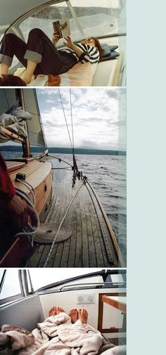 memories from dad's boat cruising the Chesapeake: sailing vacation coco kelley
