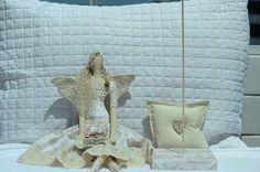 #tildaanjo #angel #decoração #tildaporivana #tildadoll #anjo  #tildaworld #amotilda #tonefinnanger #bonecadeluxo #tildastyle #artesanato #tilda #decoração #presente #proteção #anjoprotetor #angelical