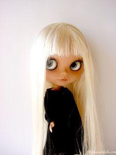 One Customized OOAK Blythe Doll  Mana by Dakawaiidolls on Etsy, $400.00