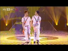 Chris & Wes 2nd Performance Got to Dance Final - YouTube