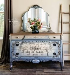 I am often asked about my favorite paint colors that I have used to blend together on furniture. I have finally compiled a list of my Top 20 Dixie Belle Paint Company combos for blending! The Farm, Furniture Makeover, Home Furniture, Furniture Ideas, Rustic Furniture, Upcycled Furniture, Furniture Inspiration, Modern Furniture, Dresser Repurposed