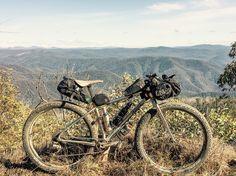Hunt Bikes 29+ bikepacking set up