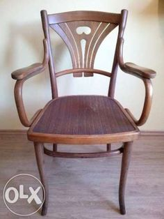 original thonet armchair, same series as chair no. 197, not in mass production, cannot be found in catalogues, has a stamp that it was shipped with Austrian railway in July 1915