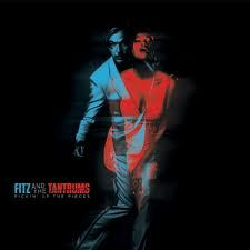 Fitz and the Tantrums....Pickin Up The Pieces.  On a non stop loop on my I Pod