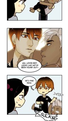 Sirens Lament by instant Miso on WEBTOON Ian and Shon