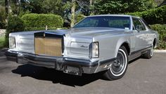 1979 Lincoln Mark V How do you like this exotic car? Take a look at more beautiful limos at www.classiquelimo.com